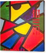 Tatu Canvas Print