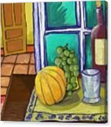 Taula I Melo Canvas Print