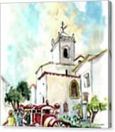 Tavira 05 Canvas Print