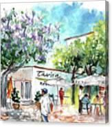 Tavira 06 Canvas Print