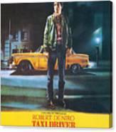 Taxi Driver - Robert De Niro Canvas Print