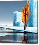 Taxus Glacialis Canvas Print