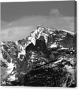 Taylor Peak Canvas Print