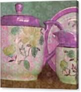 Tea Anyone Canvas Print