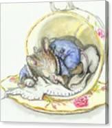 tea Cosy Canvas Print