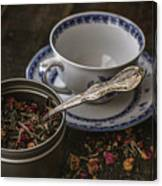 Tea Time 8529 Canvas Print