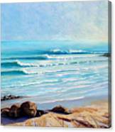 Tea Tree Bay Noosa Heads Australia Canvas Print
