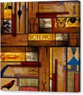Teacher - Science Canvas Print