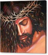 Tears From The Crown Of Thorns Canvas Print