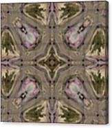 Telda Weave Canvas Print