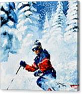 Telemark Trails Canvas Print
