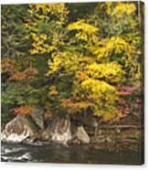 Tellico River  Canvas Print
