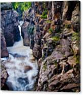 Temperance River Gorge Canvas Print