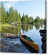 Temperance River Portage Canvas Print