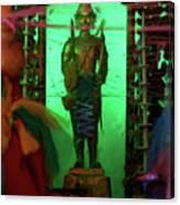 Temple 3 Canvas Print
