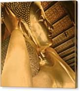 Temple Of Reclining Buddha  Canvas Print