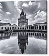 Temple Of Reflction Canvas Print