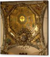 Templo Expiatorio A Cristo Rey - Mexico City II Canvas Print