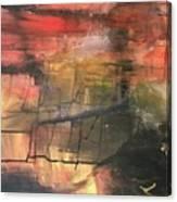 Temptation Embodied Canvas Print