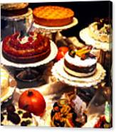 Tempting Treats...untitled Canvas Print