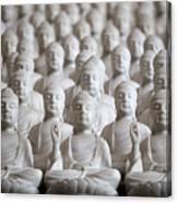 Ten Thousand Buddhas Canvas Print