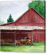 Tennessee Barn Canvas Print