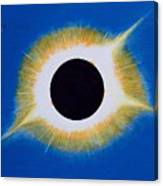 Tennessee Eclipse Canvas Print