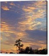 Tennessee Sunset  Canvas Print