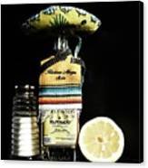 Tequila De Mexico Canvas Print
