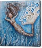 Tera Canvas Print