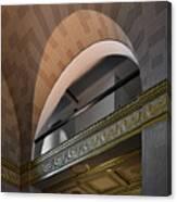 Terminal Station Detail - 01 Canvas Print