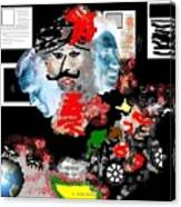 Terror Canvas Print
