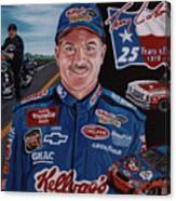 Terry Labonte Canvas Print