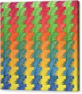 Tessellation Canvas Print