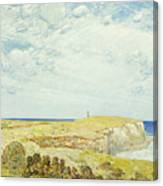 Montauk Point, 1922 Canvas Print