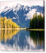 Teton Beauty Canvas Print