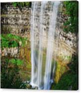 Tew's Waterfall Canvas Print
