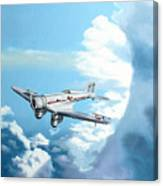 Texaco Sky Chief Canvas Print