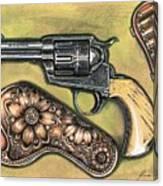 Texas Border Special Canvas Print