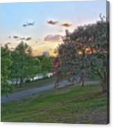 Texas Landscape5 Canvas Print