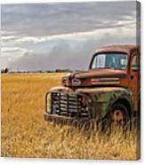 Texas Truck Ws Canvas Print