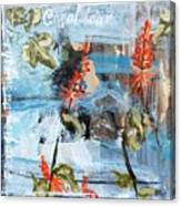 Texas Wildflowers Tp Ab Canvas Print