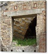 Textural Antiquities Herculaneum Four Canvas Print
