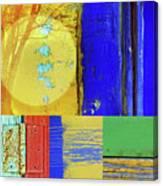 Textures Of A Thurdsay Canvas Print