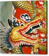 Thai Dragon Canvas Print