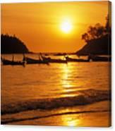 Thailand, Phuket Canvas Print