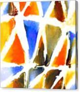 Thaw 21 Canvas Print
