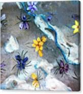 Thaw Canvas Print