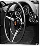 The 356 Roadster Canvas Print