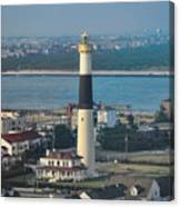 The Absecon Lighthouse In Atlantic City New Jersey Canvas Print